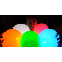 Воздушные шары LED (5 шт.)